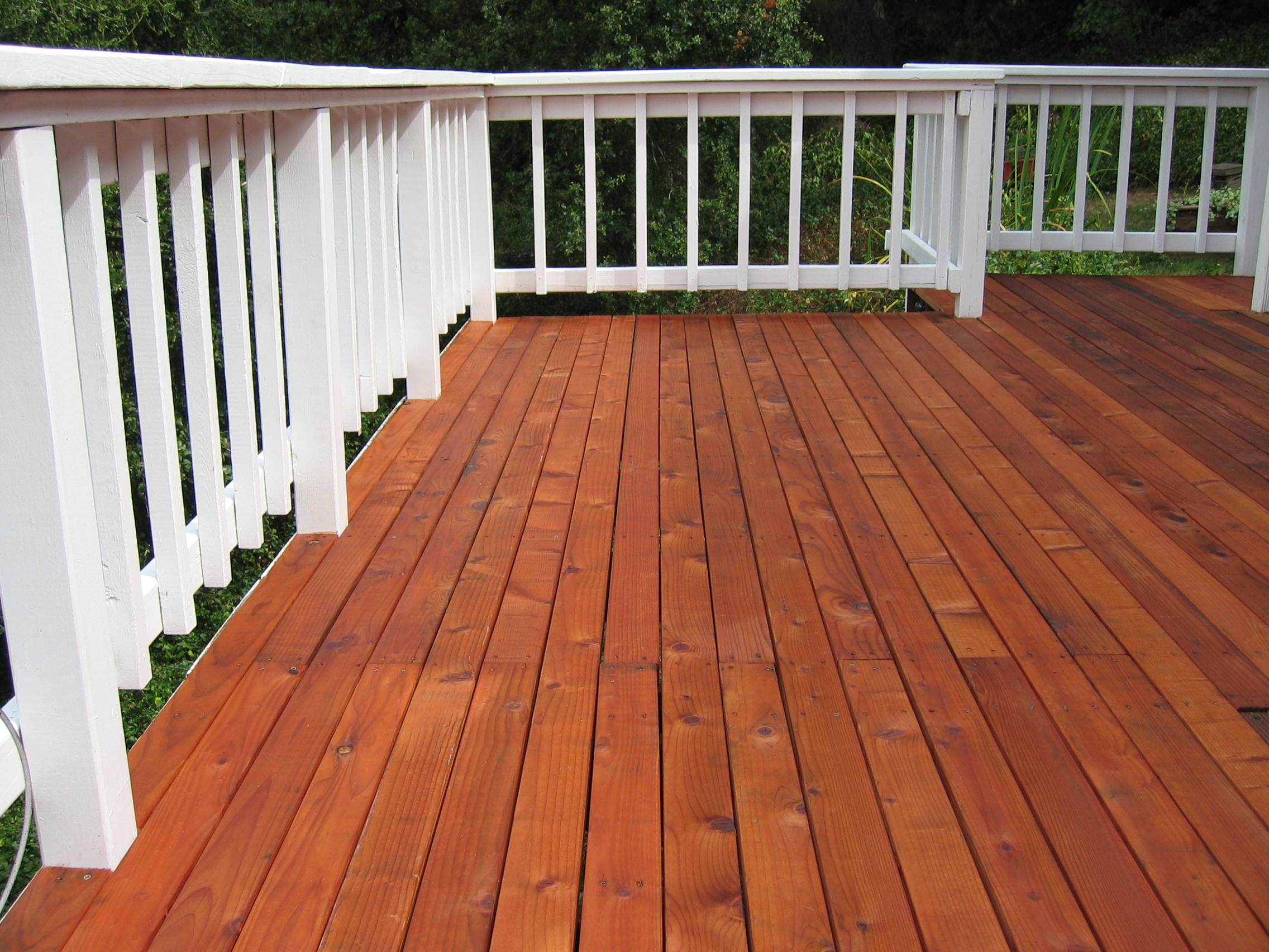 Fence   Deck StainingFence   Deck Staining Columbia Missouri. Exterior Wood Deck Sealer. Home Design Ideas