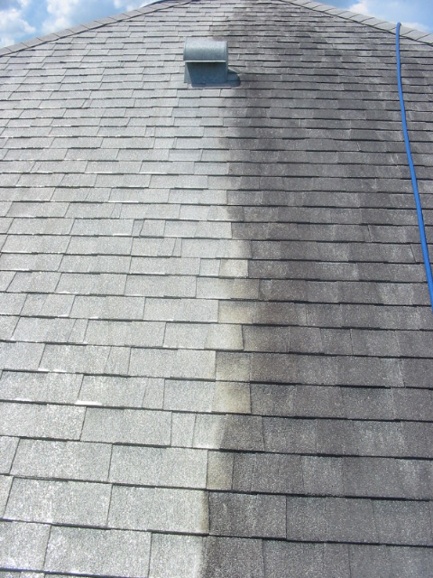 Charming Roof Cleaning U0026 Algae Removal